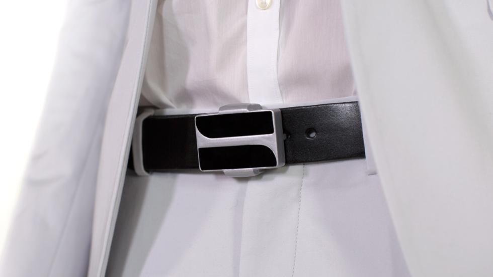 Ubivade: el cinturón con navegador integrado