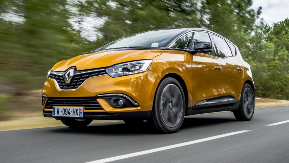 Al volante del nuevo Renault Scénic 2016