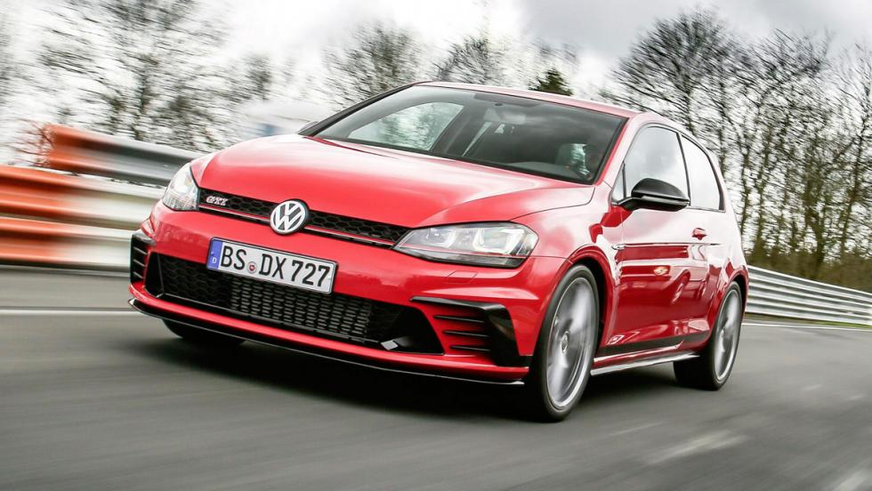 VW Golf GTI Clubsport S (I)