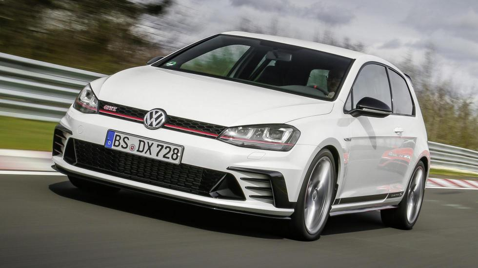 VW Golf GTI Clubsport S (V)