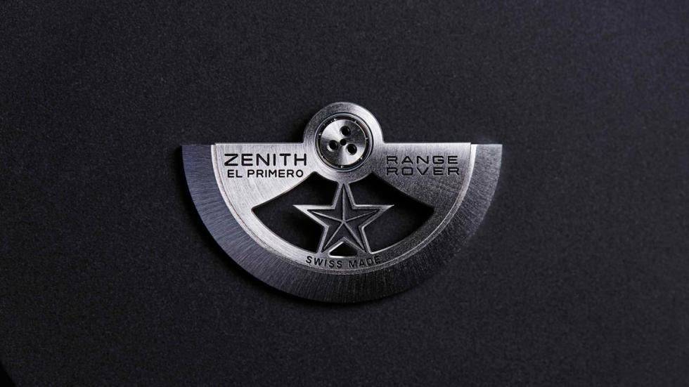 Zenith El Primero Range Rover reloj relojes lujo calidad cronógrafo