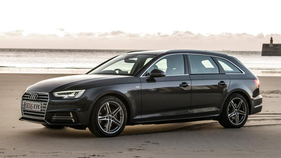 1 - Audi A4 Avant