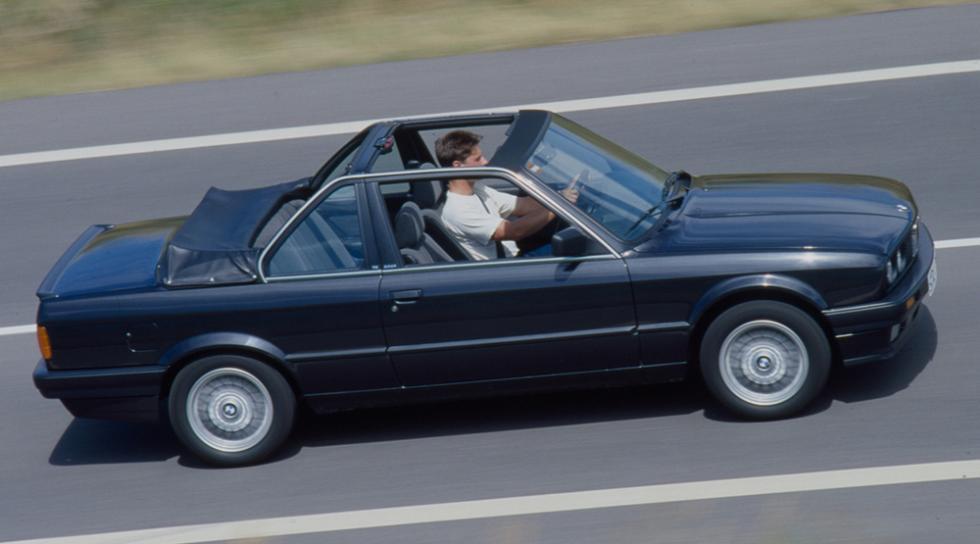 10 cabrios para todos los bolsillos - BMW Serie 3 Baur - 8.000 euros