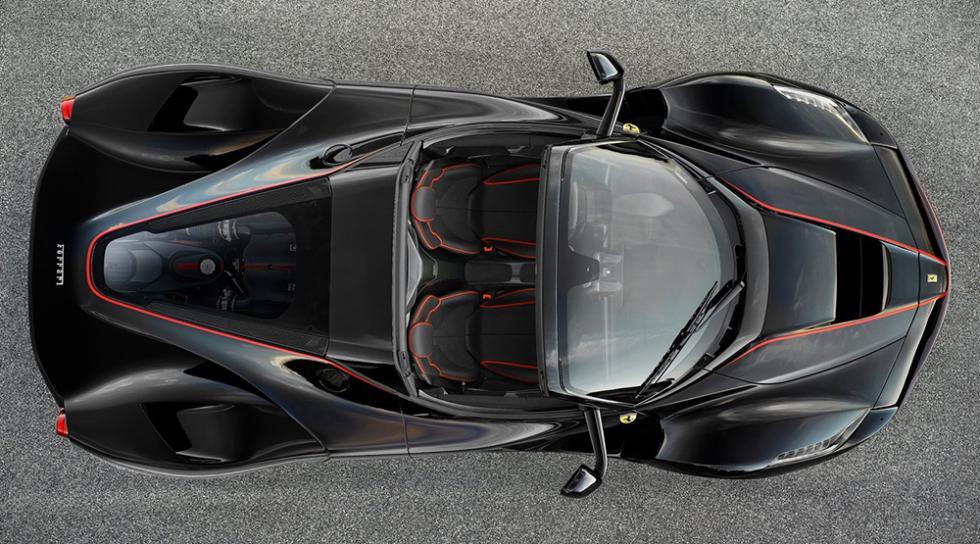 10 cabrios para todos los bolsillos - Ferrari LaFerrari Aperta