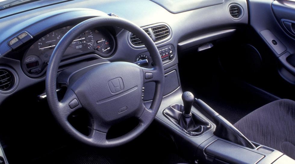 10 cabrios para todos los bolsillos - Honda CRX Del Sol - 5.000 euros
