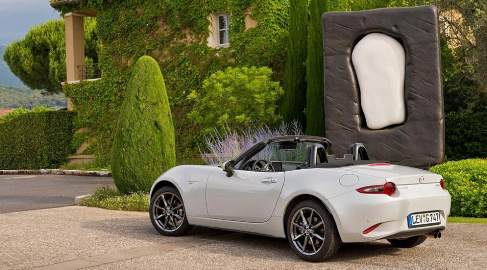 10 cabrios para todos los bolsillos - Mazda MX-5 - 25.000 euros