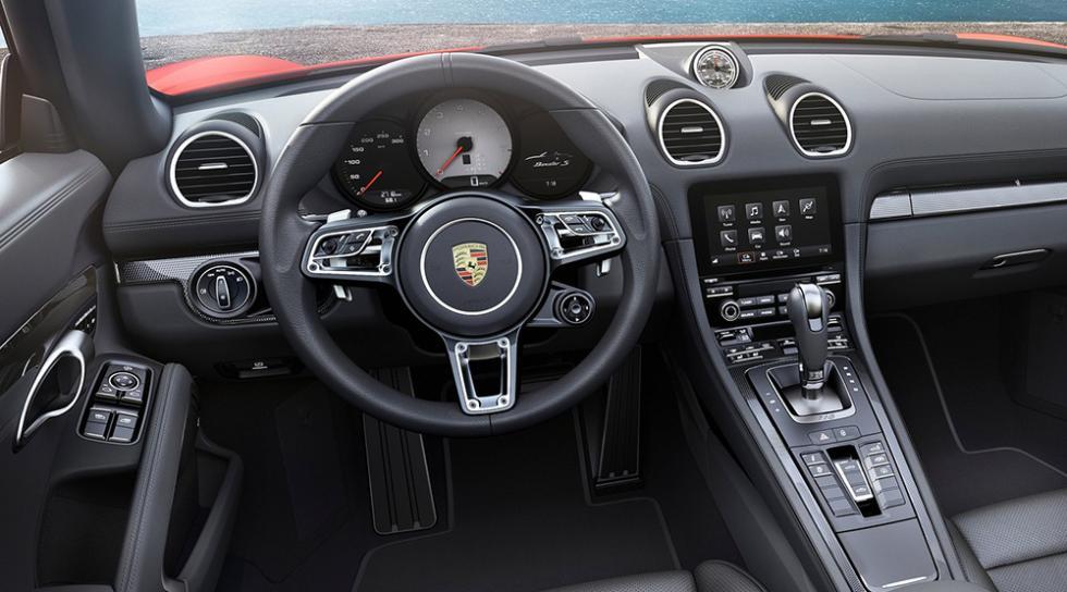 10 cabrios para todos los bolsillos - Porsche 718 Boxster - 60.000 euros