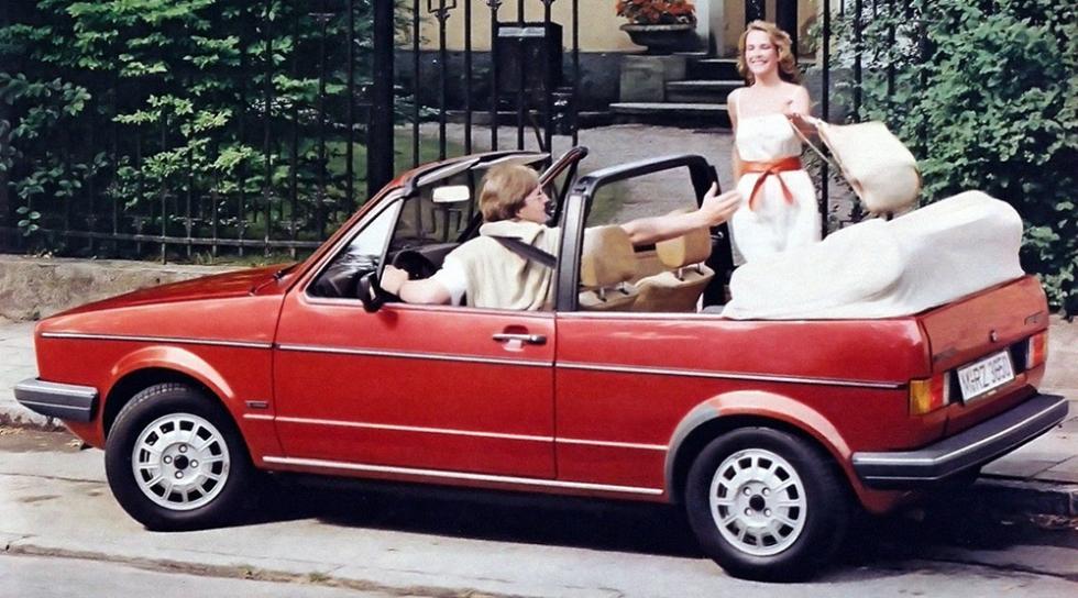 10 cabrios para todos los bolsillos - VW Golf Cabriolet - 3.000 euros