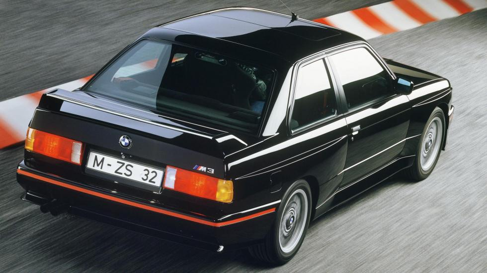 1990: BMW M3 Sport Evolution
