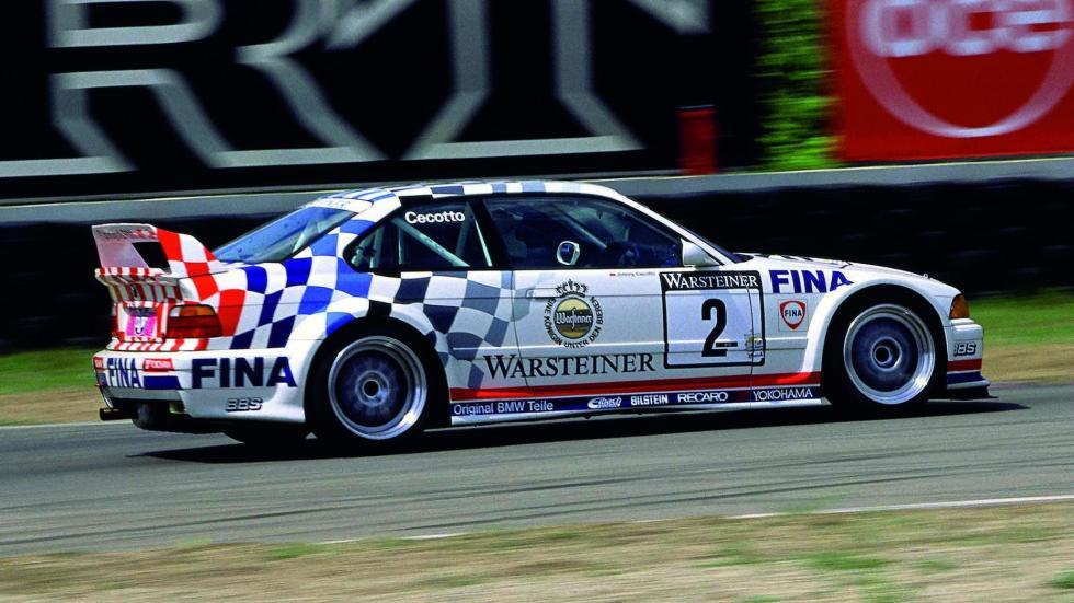 1993: BMW M3 GT-R