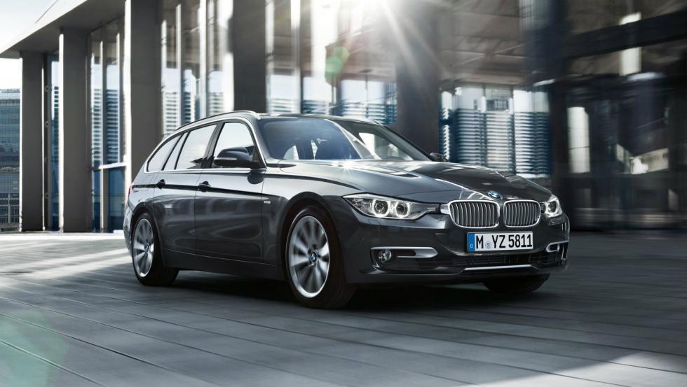 2 - BMW Serie 3 Touring