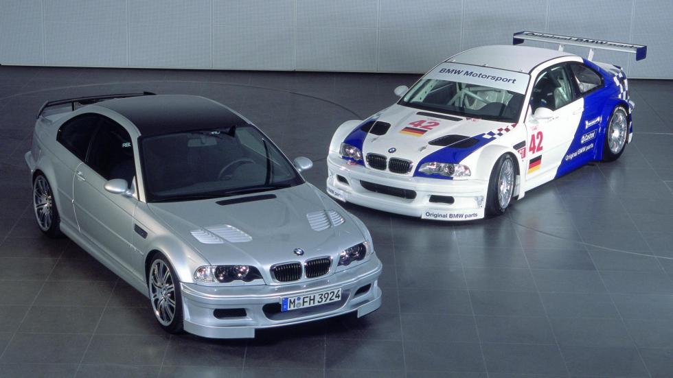 2001: BMW GT3 GTR