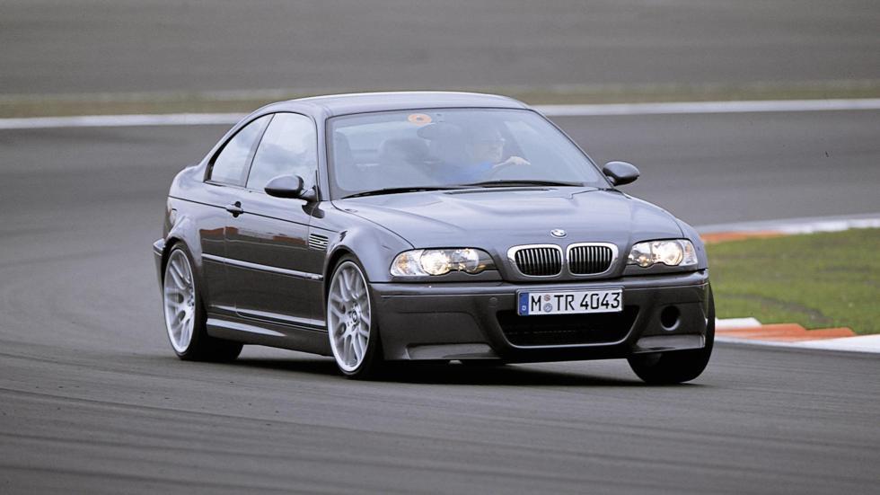 2003: BMW M3 CLS