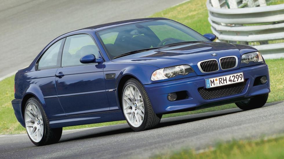 2005: BMW M3 CS