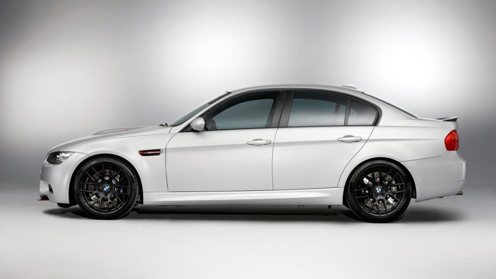 2011: BMW M3 CRT