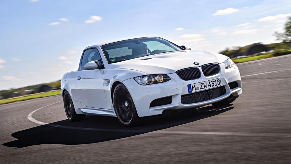 2011: BMW M3 Pick-up