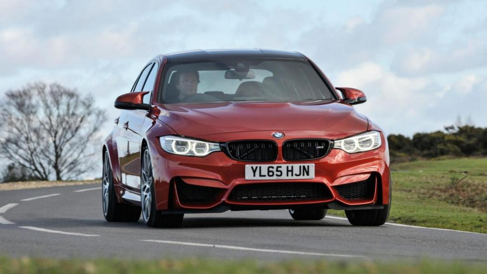 2016: BMW M3 Competition