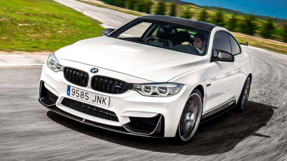 2016: BMW M4 Competition Sport