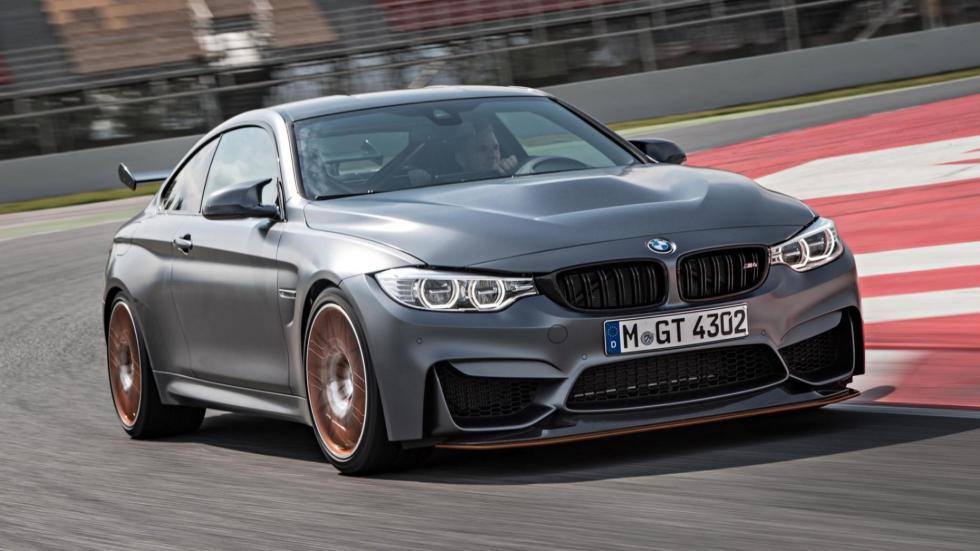 2016: BMW M4 GTS