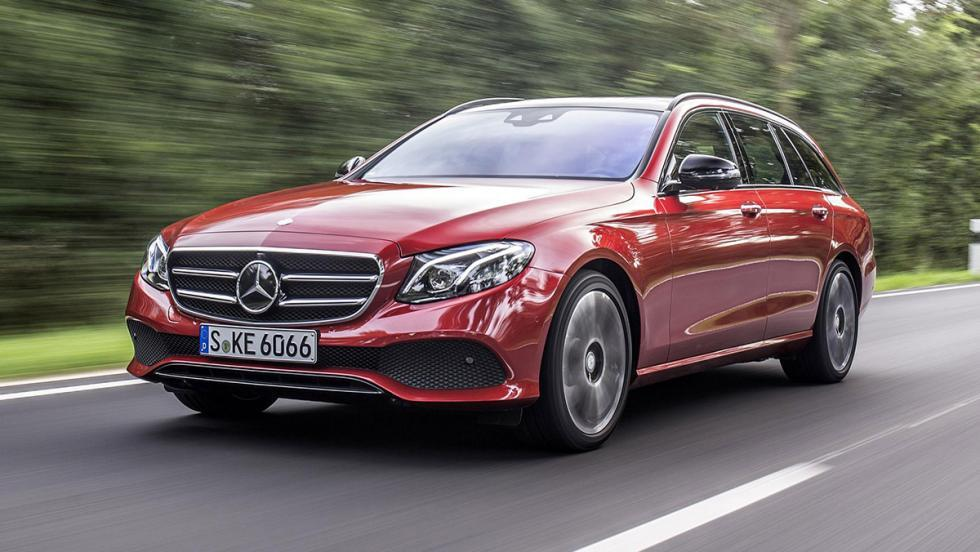 3 - Mercedes-Benz Clase C Estate