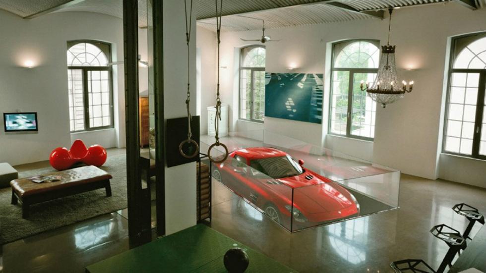 3. El sueño de cualquiera: en un loft en Nueva York