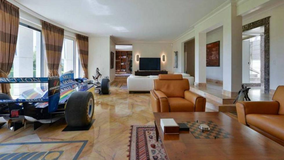 4. Un Fórmula 1 para una casa con historia (Suiza)