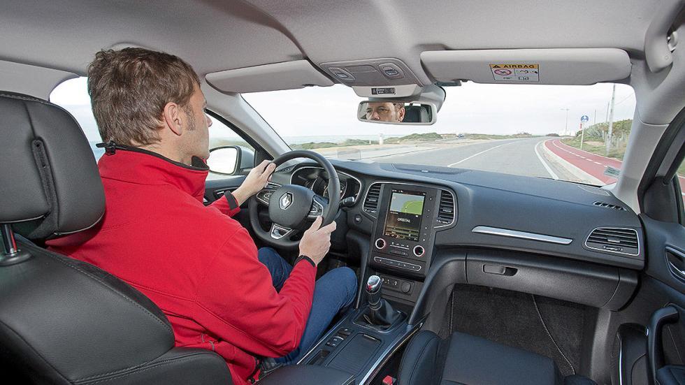 Prueba: nuevo Renault Mégane 2016 interior