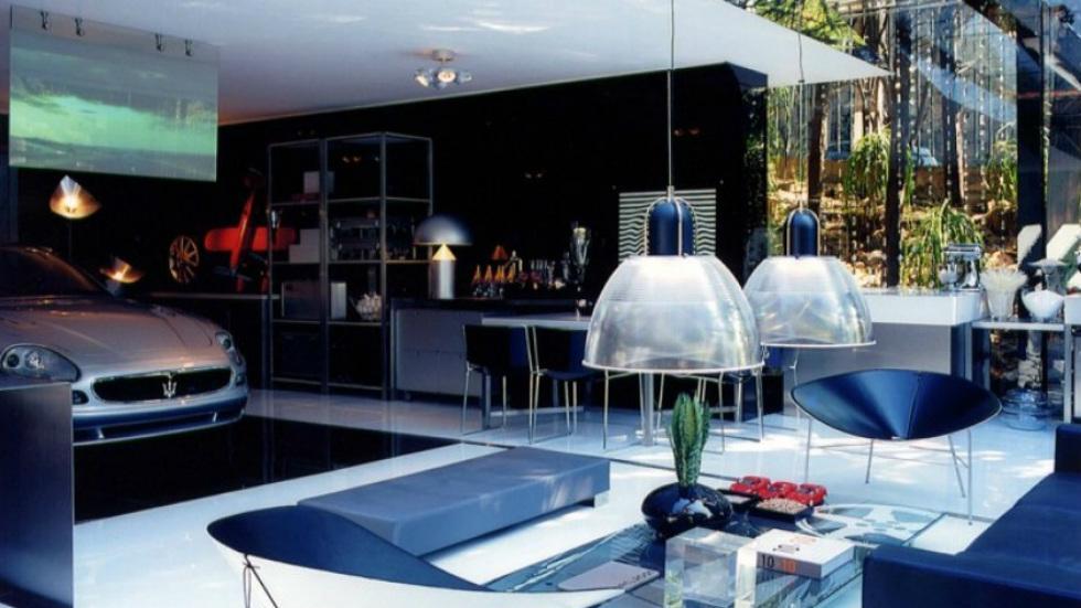 5. Una casa-garaje abierta al exterior (Brasil)