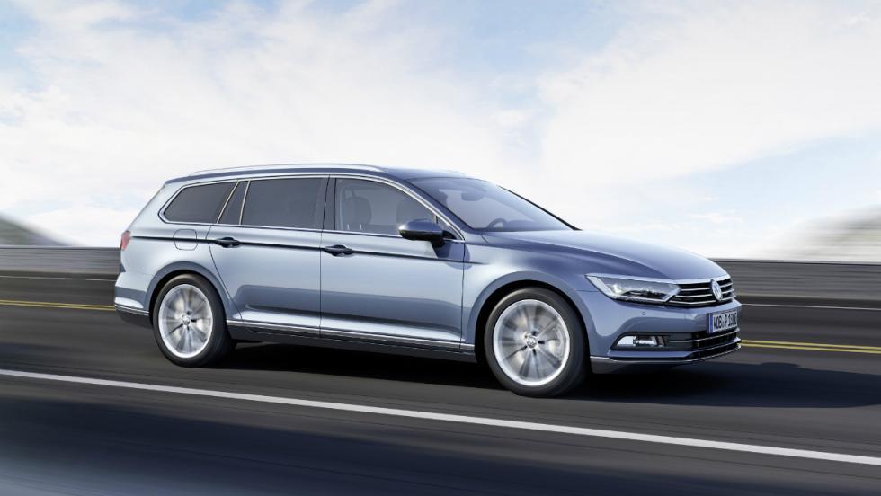 5 - Volkswagen Passat Variant