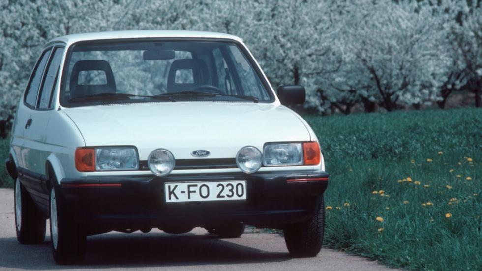 Ford Fiesta - 40 aniversario