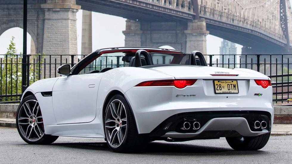 7 buenos coches que nadie quiere comprar - Jaguar F-Type