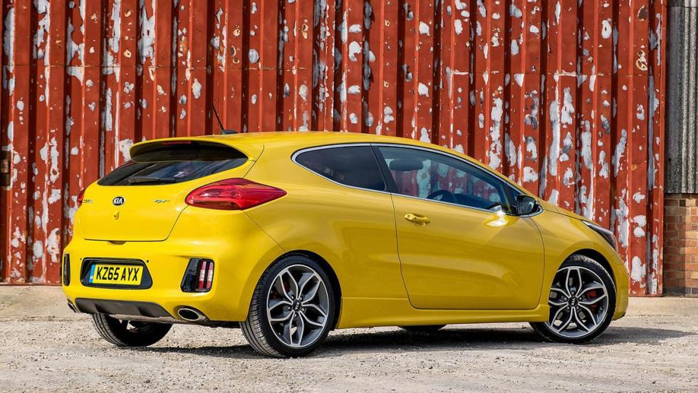7 buenos coches que nadie quiere comprar - KIA pro_cee´d GT