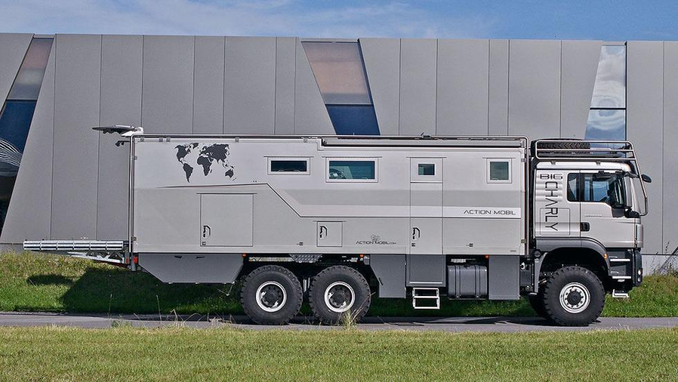 Action Mobil Atacama 7900 Function