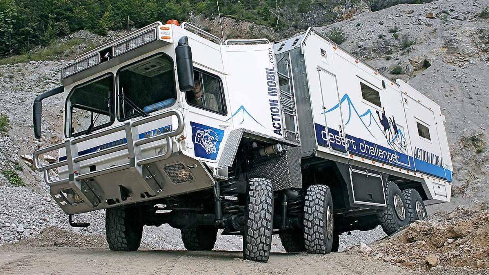 Action Mobil Desert Challenger