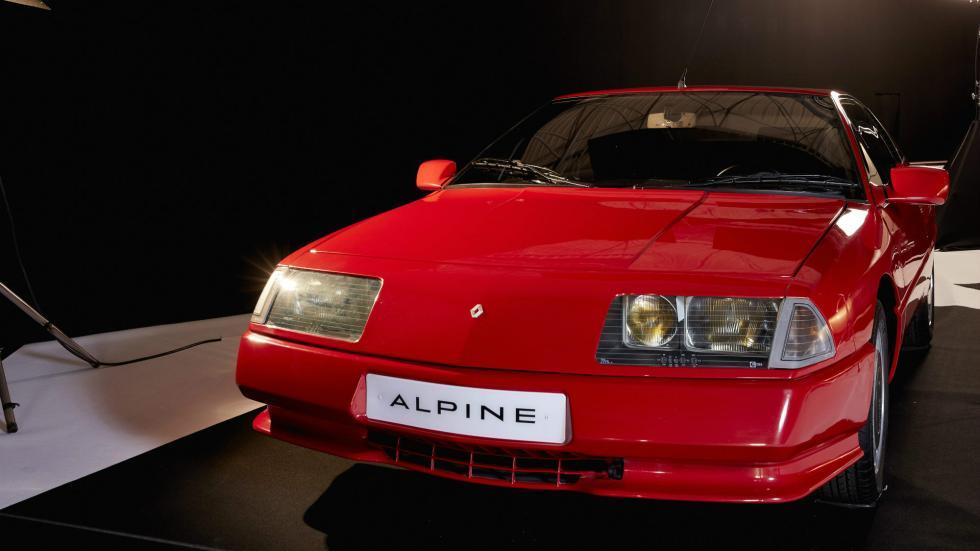 Alpine GTA