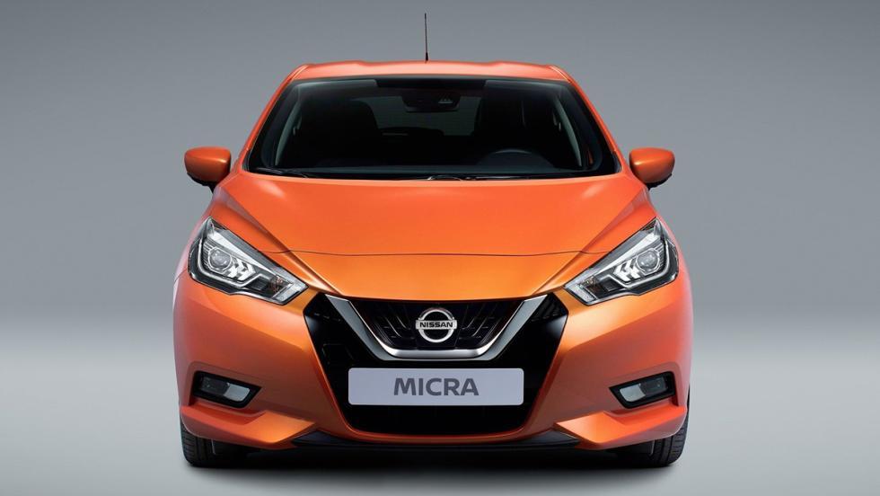 Así es el nuevo Nissan Micra 2017