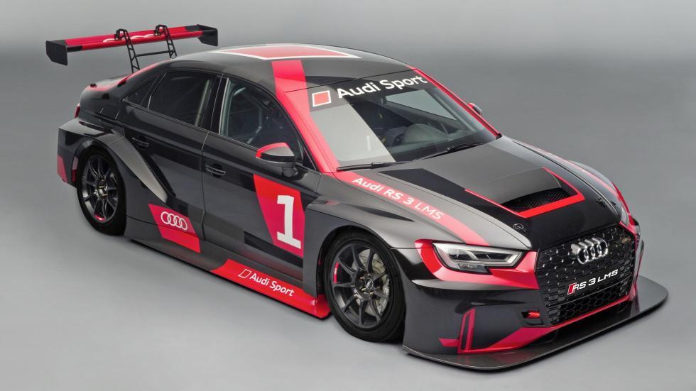 Audi RS3 LMS (IV)