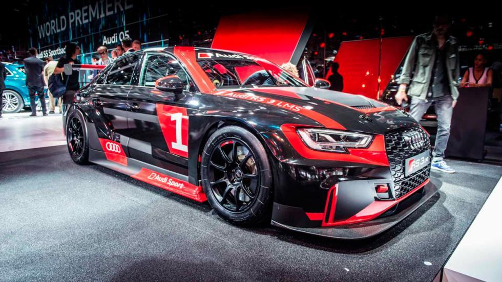 Audi RS3 LMS (X)