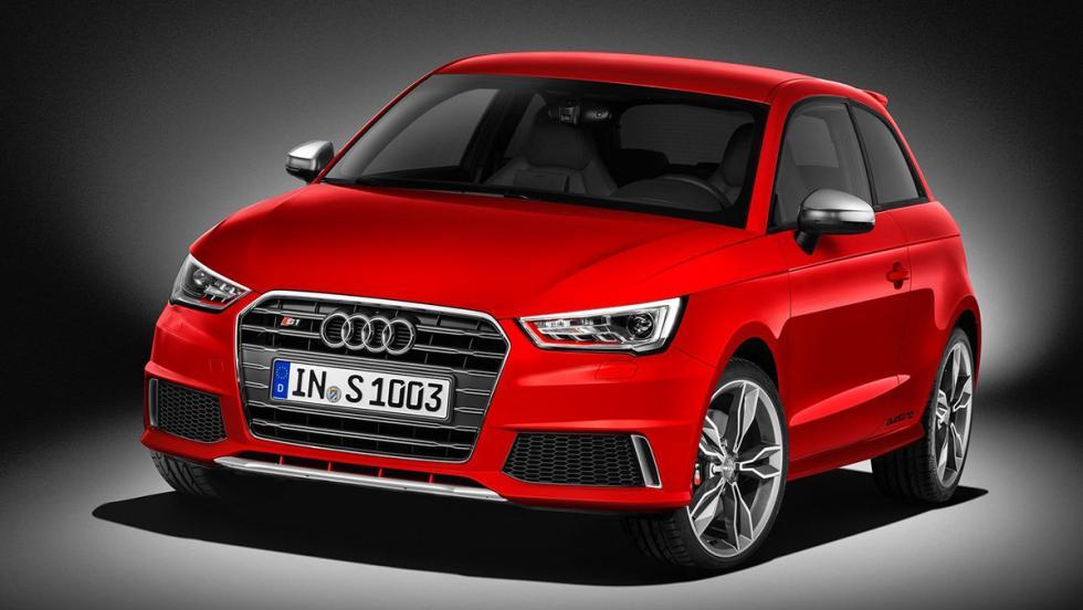 Bajar un puerto de montaña sin miedo - Audi S1