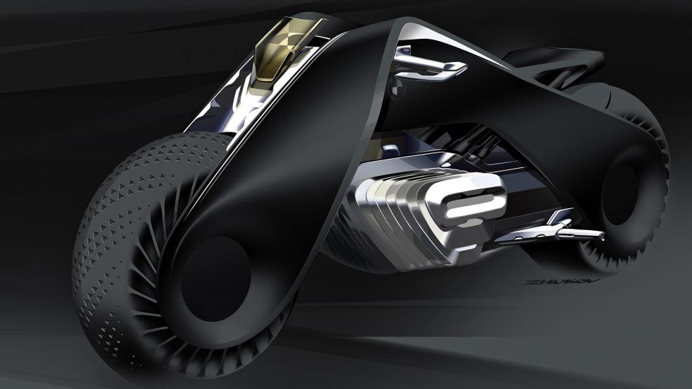 BMW Motorrad Vision Next 100 (VII)
