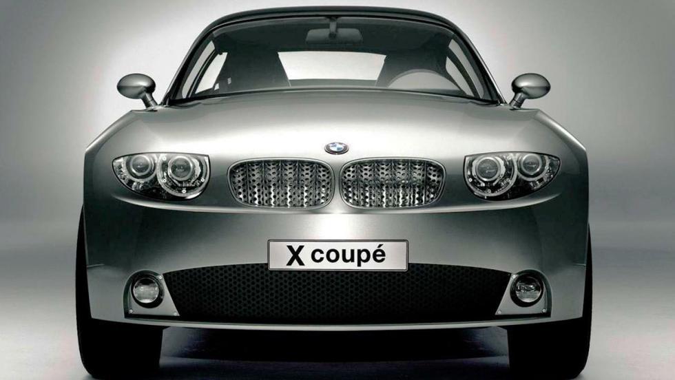 BMW X Coupé