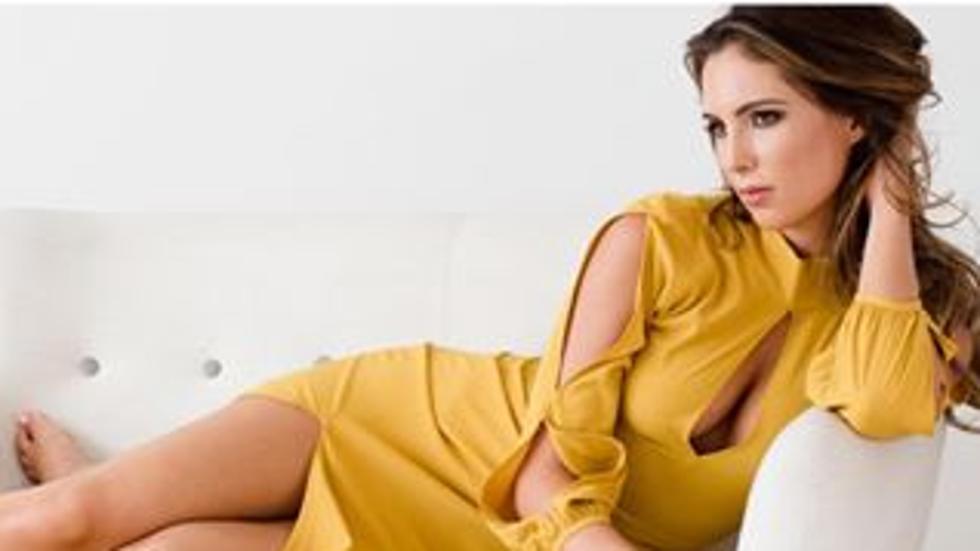 Brittny Ward: La novia de Jenson Button