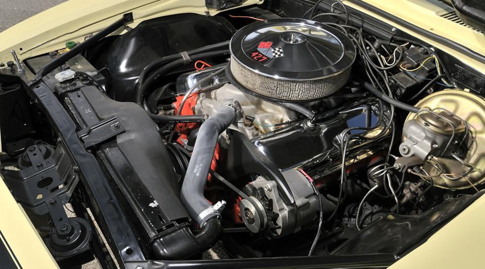 Chevrolet Camaro - 1ª Generación - 1967-1969
