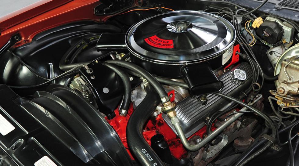 Chevrolet Camaro - 2ª Generación - 1970-1981