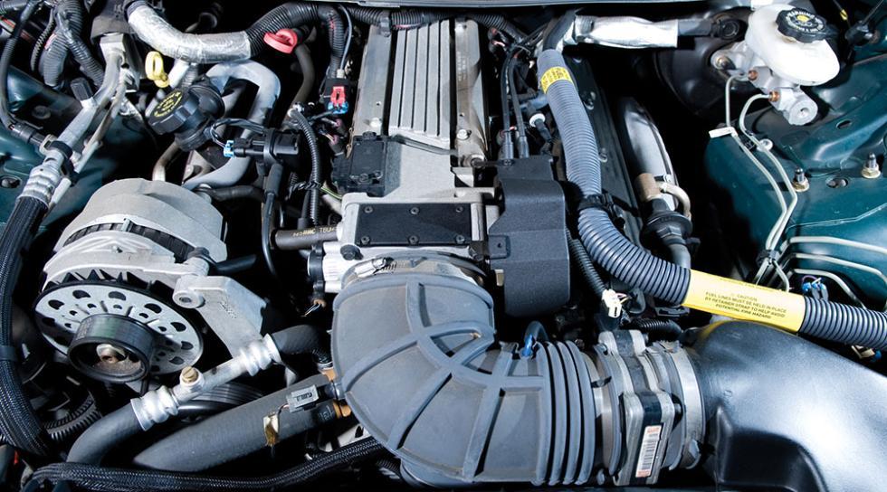Chevrolet Camaro - 4ª Generación - 1993-2002