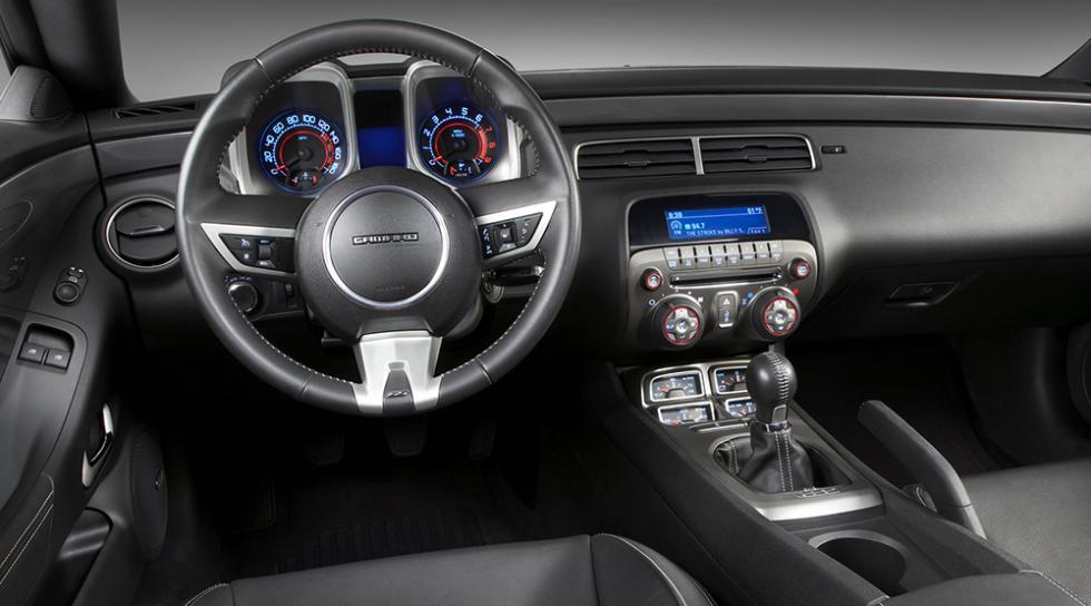 Chevrolet Camaro - 5ª Generación - 2006-2015