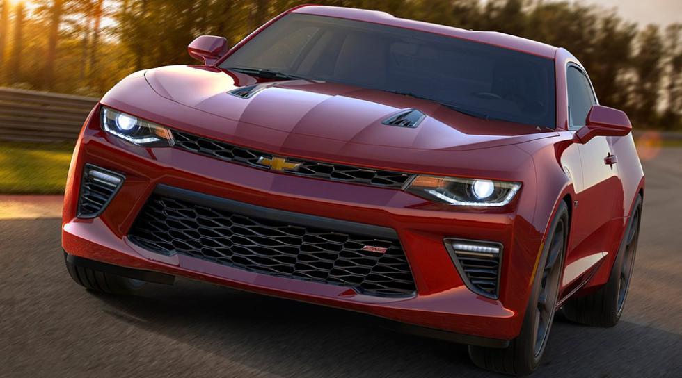 Chevrolet Camaro - 6ª Generación - 2016