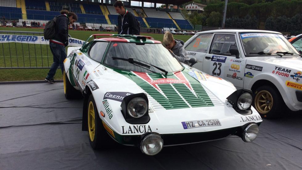 Coches Rallylegend 2016: Lancia Stratos 24V (1976)