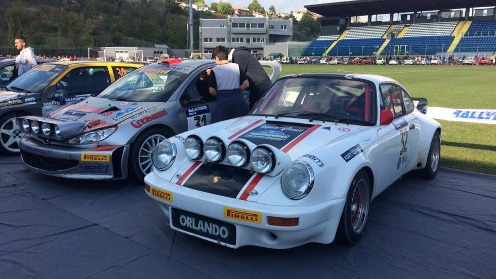 Coches Rallylegend 2016: Porsche 911 RS (1981)