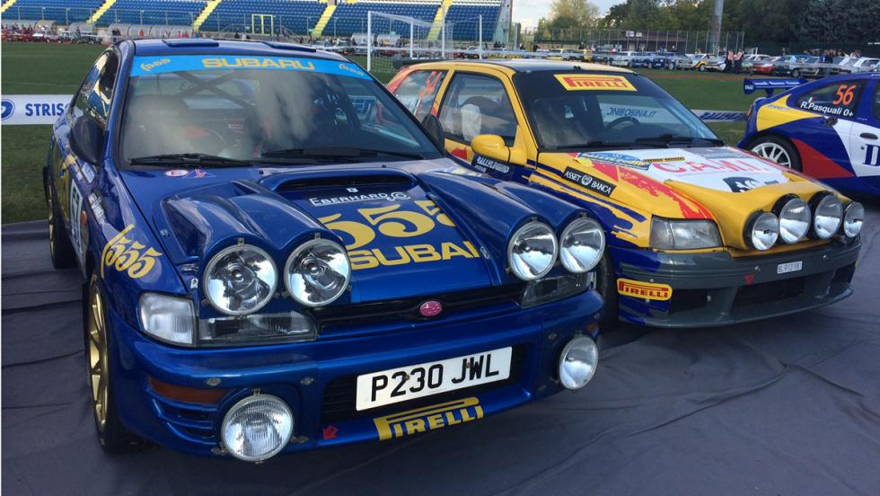 Coches Rallylegend 2016: Subaru Impreza (1996)